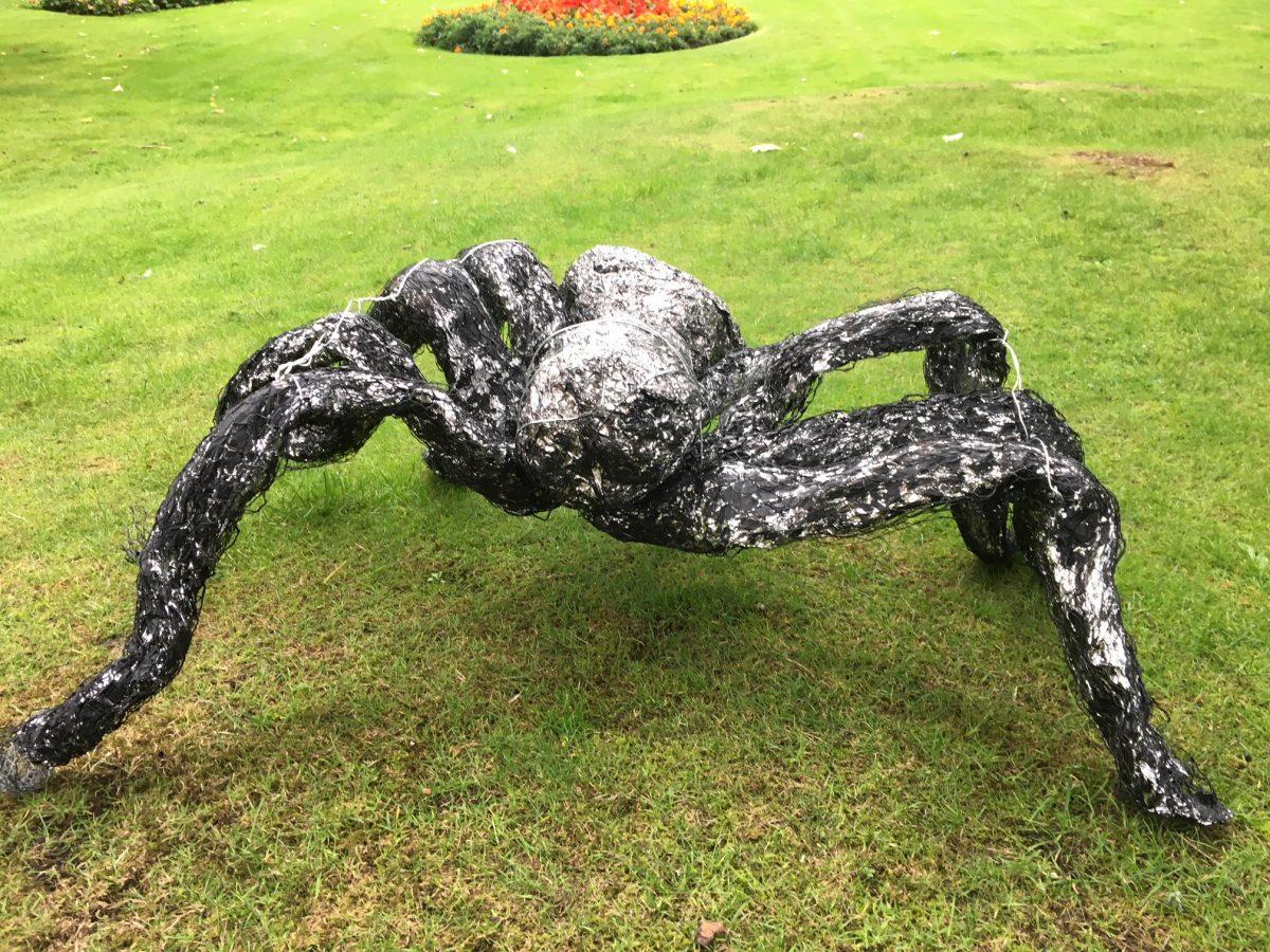Spider Umbrella Arts