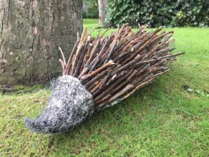 Hedgehog Umbrella Arts