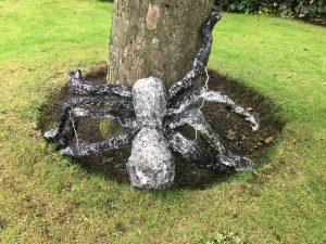 Spider 2 Umbrella Arts