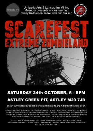 Scarefest: Extreme Zombieland