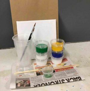 Luxury Paint Pour Kits