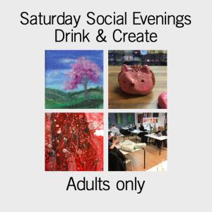 Drink & Create | An alternative evening out