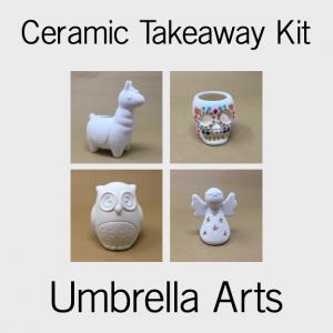 Luxury Takeaway Art Kits