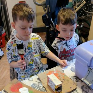 Toddler Crafty Readers   Mondays 10-11:30am